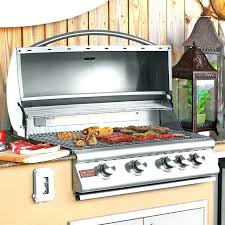 indoor gas grill built in fanciful luxury design grills drop home decorating ideas kitchen astonishing com