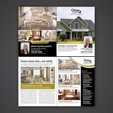 Real Estate Design Flyer Design For Century 21 Real Estate Center By Mariyam