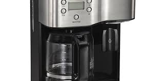 hamilton beach coffeemaker hot water dispenser review and
