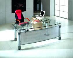 post glass home office desks. Glass Office Furniture Table Home Desks Post
