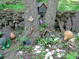 Small Picture 71 best Gnome trees images on Pinterest Fairies garden Fairy