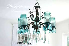 how to make a glass jar chandelier farm house lighting recycled glass bottle chandelier