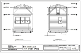 tiny houses dot com. North Elevation Tiny Houses Dot Com C