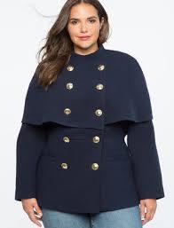 plus size parka womens plus size coats eloquii
