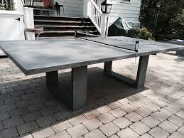 concrete ping pong table. Concrete Ping Pong Table R