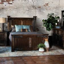 The Pine Valley bedroom furniture collection offers a beautiful ...