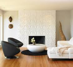 Wallpaper For Living Room Feature Wall Living Room Diamond Shape Wallpaper As Living Room Feature Wall