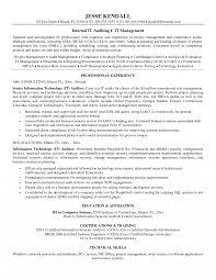 Staff Internal Auditor Resumeple Communications Audit Template