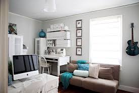 living room office. Office In The Living Room Home On Twists Guest Combo