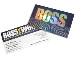 Buissness Cards Suede Business Cards Raised Foil