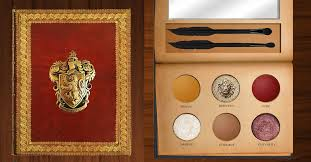 these harry potter makeup palettes are so magical our muggle hearts can t take it glamour