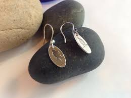 forging metal jewelry. bird earrings sterling silver hand forged by creativeoutlookglass. forging metalbird earringsmetal jewelry metal