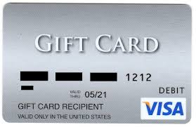 500 one vanilla gift cards from cvs or 200 visa staples
