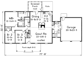 Easily Expandable House Plan - 5759HA | Architectural Designs ...