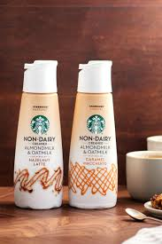 This plain drink is nice for people who like to add their own cream and sugar, or for those. Starbucks Non Dairy Creamers Reviews Info Dairy Free At Home