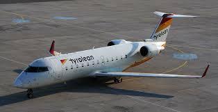 Avion de transport régional à réaction