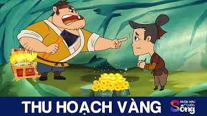 1️⃣THU HOẠCH VÀNG - Truyện cổ tích - Phim hoạt hình - Khoảnh khắc kỳ diệu -  Tổng hợp hoạt hình hay ™️ Hayhd.vn