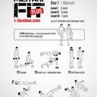army pft workout plan