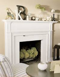 ... Perfect How To Decorate Fireplace Tittle ...