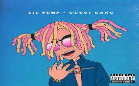 gucci gang. [new music] lil pump \u201cgucci gang\u201d gucci gang