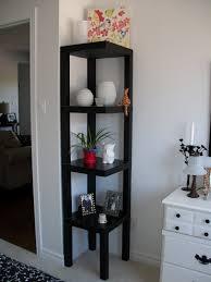 Corner Shelf Decorating Ideas Modern Compact