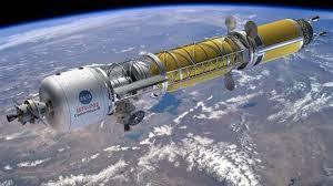 """La propulsión nuclear podría ser un """"cambio de juego"""" para la exploración  espacial, según la NASA - Infobae"""