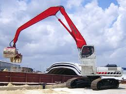 600 Lx Mh Material Handler Recycling Product News