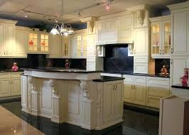antique white kitchen cabinets with black granite countertops incredible antique white cabinets with black granite 5