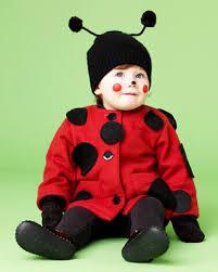 ladybug costume makeup for kids