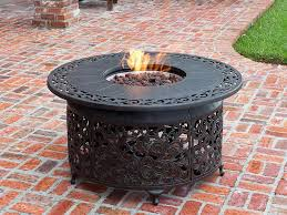 creative outdoor gas fire pits