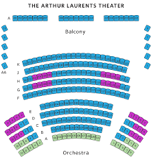 Seating Maps George Street Playhouse
