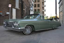 1962 Chevrolet Impala SS Convertible - Lowrider Magazine