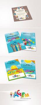 Summer Camp Flyer Template Cool Kids Summer Camp Flyer Design Template PSD AI Illustrator Download