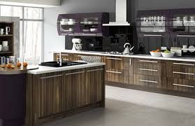 premier duleek kitchen in high gloss tiepolo and high gloss aubergine finish