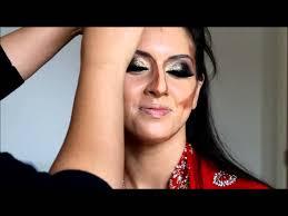 bridal makeup stani bride indian bride hair makeup course riz khan training academy you