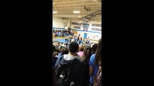 west springfield high 2016 pep rally