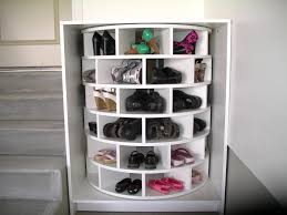Just The Right Shoe Display Stand How To Make Lazy Susan Shoe Rack 47