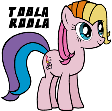how to draw toola roola from my little pony simple steps drawing lesson