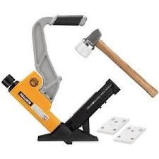 image is loading bosch hardwood flooring nailer stapler btfp12569 nail staple