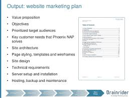 B2b Content Website Lead Generation Planning Workshop Template