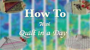 How To: Color Wheel Quilt - YouTube &  Adamdwight.com