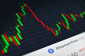 Ethereum Eth Cryptocurrency Stock Price Chart Free Image