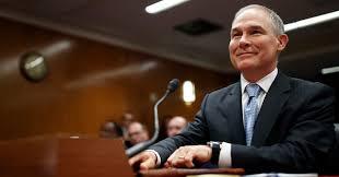 democrats sharpen focus as scott pruitt testifies again on capitol hill the new york times