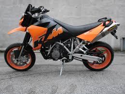 car picker ktm 950 supermoto orange
