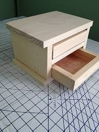 homemade jewelry boxes unique 25 awesome diy jewelry box plans for men s and girls