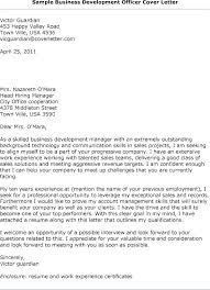 Sample Business Cover Letter Business Cover Letter Example Business
