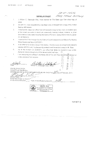 Example Of A Sworn Affidavit 242424 Sworn Affidavit William Slabaugh by Muzikman sworn 1