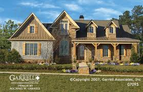 Hill Country Cottage House Plan   Country Farmhouse SouthernHill Country Cottage House Plan