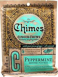 Chimes Ginger Chews Peppermint -- 5 oz - 2 pc ... - Amazon.com