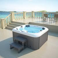Dampfdusche ws135s6 mit whirlpool und einstiegstür. Whirlpool Outdoor Aussenwhirlpool Hot Tub Spa Pool Thermostat Heizung Acryl Whirlwanne Massage Badezimmer Entspannung